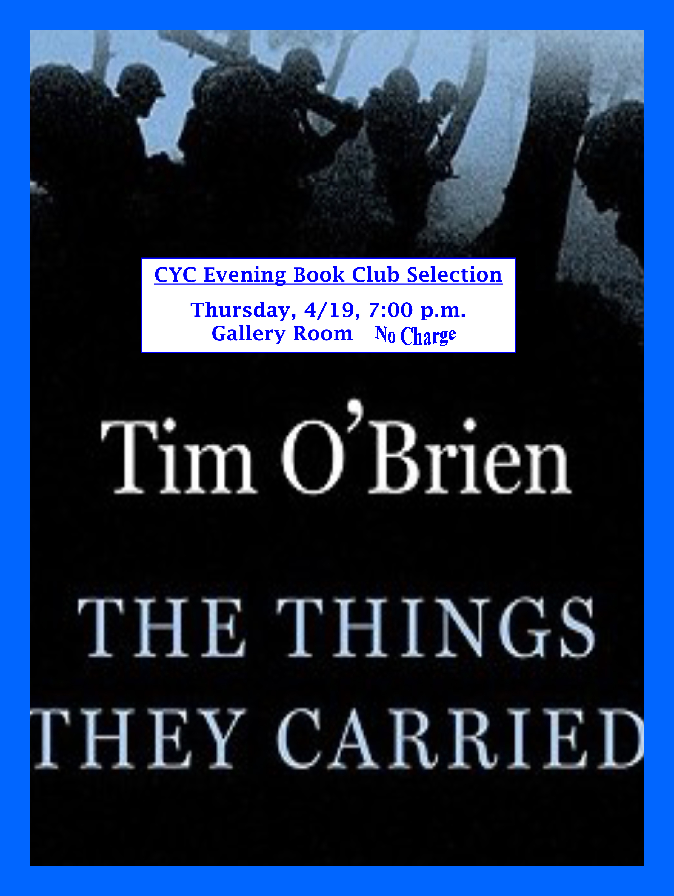 an overview of the sweetheart in the things they carried by tim obrien Based on author tim o'brien's experiences, the things they carried was a finalist for the pulitzer prize and national book critics circle award several sections were printed in esquire magazine and the best american short stories before the book's publication in 1990.
